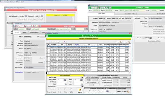 Sistema de Gestión Integral de Montepío de Conductores