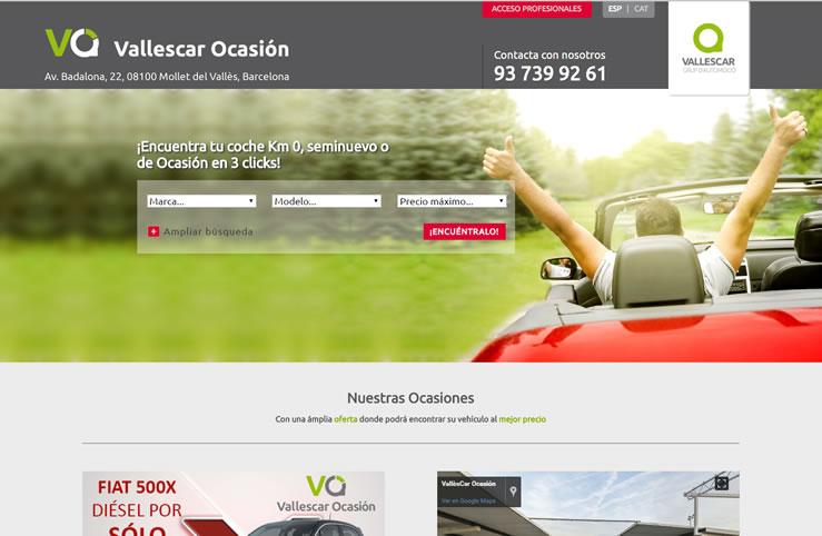 Portal de Venta de Vehículo de Ocasión para Particulares